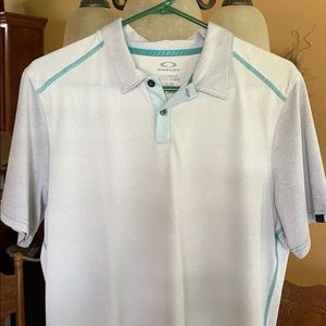 Oakley golf shirt